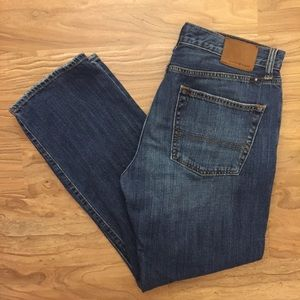 Lucky Brand 363 Vintage Straight Mens 32x29 Jeans
